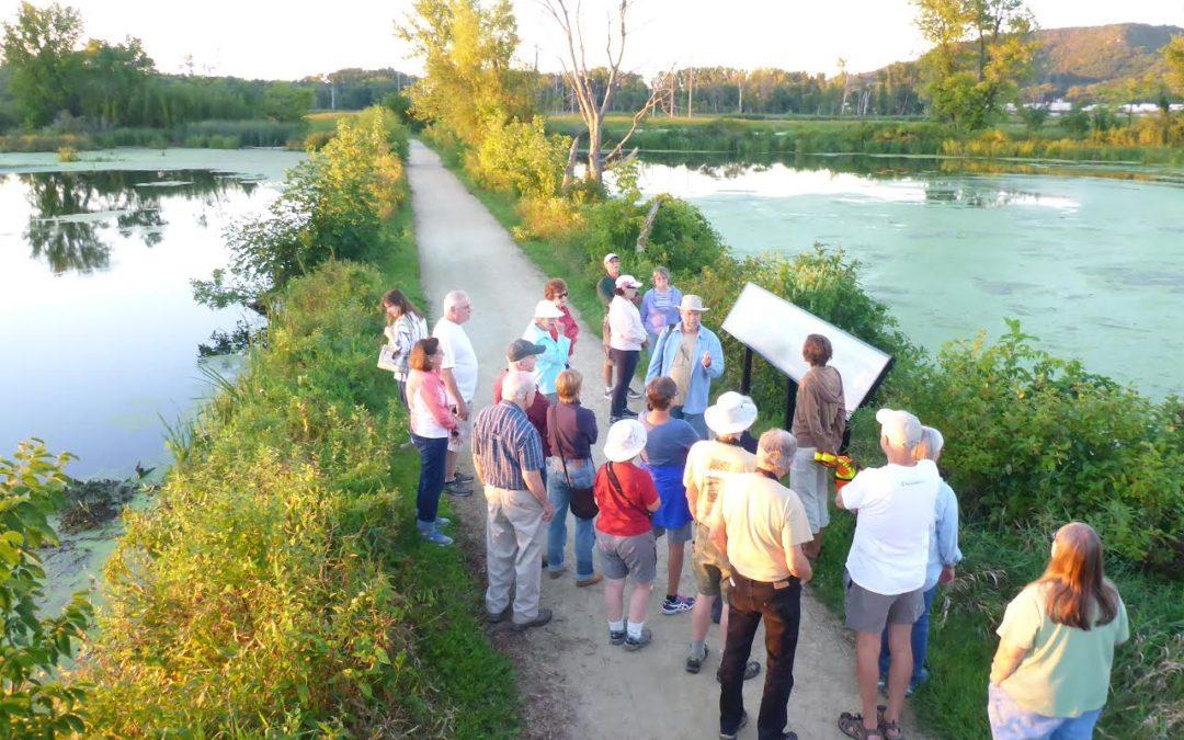 Protecting the La Crosse River Marsh