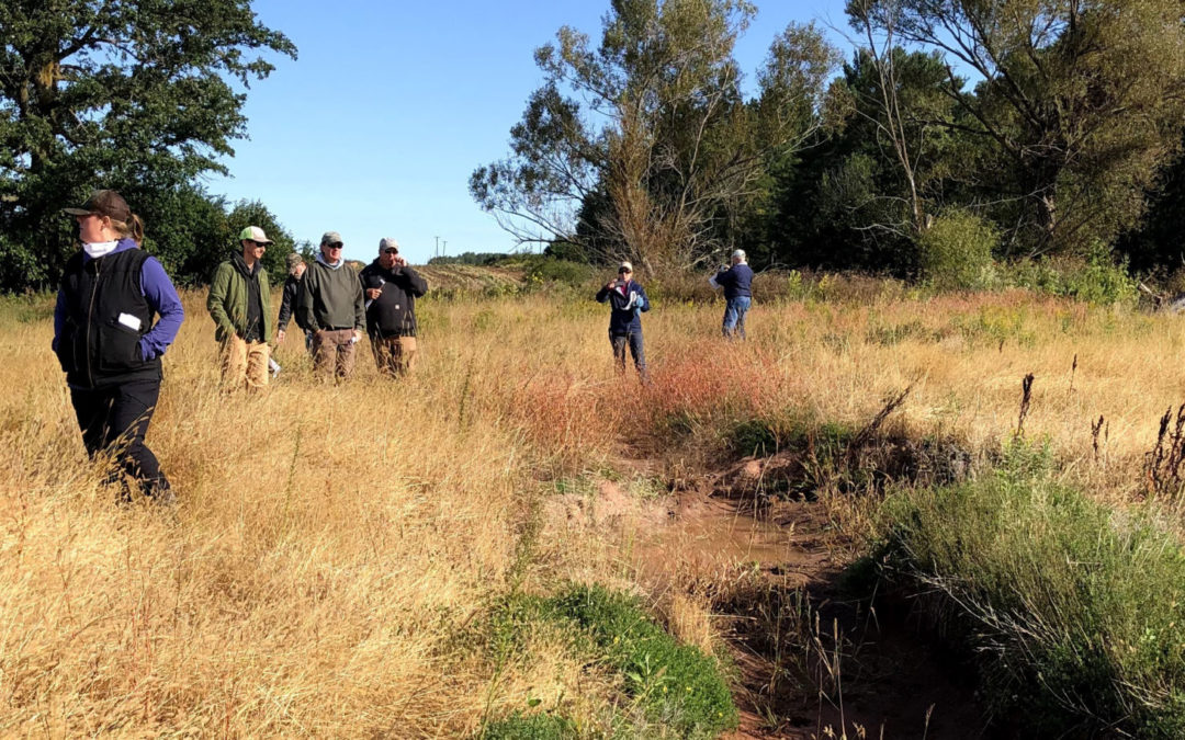 Finding the right projects and practices to implement watershed-based hydrologic restoration